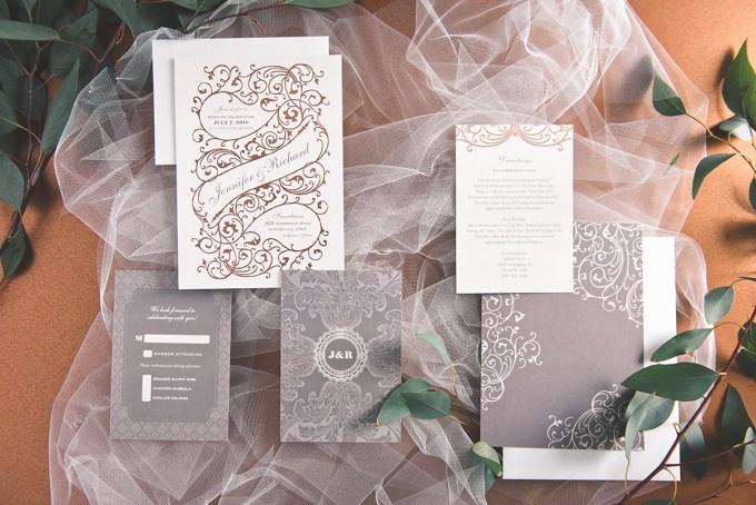 Wedding Paper Divas | wedding invitations | Glamour & Grace-01
