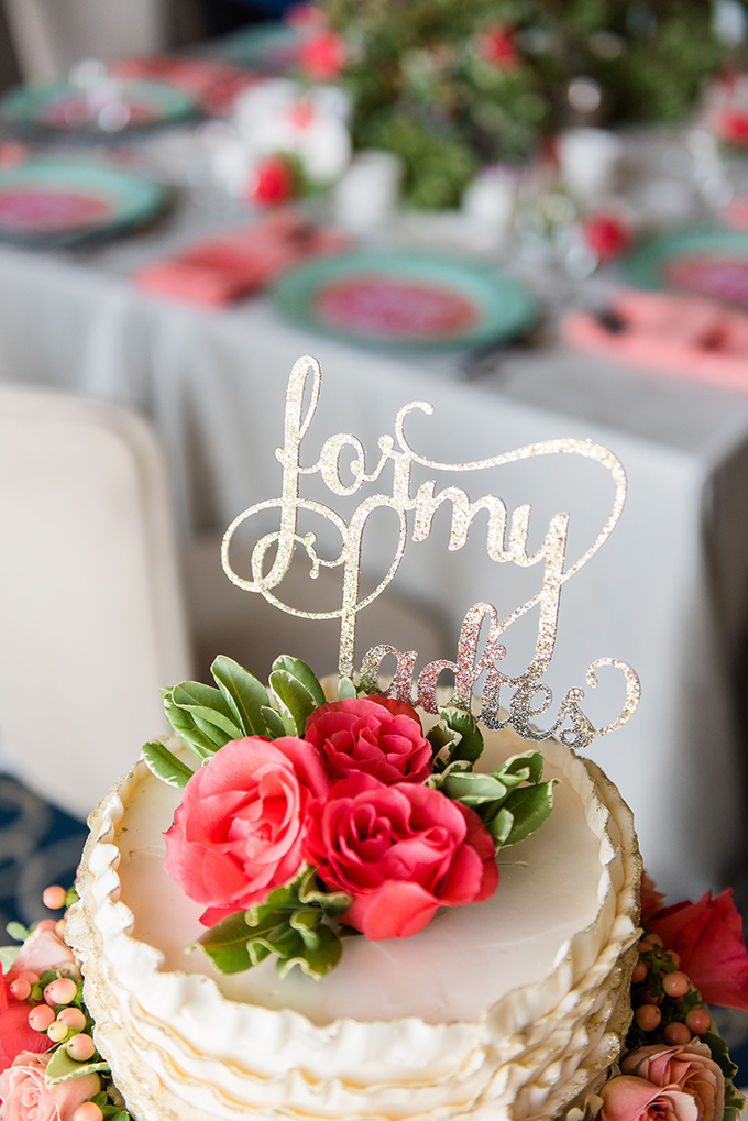 colorful garden themed bridal shower | Eric & Jamie Photography | Glamour & Grace-17