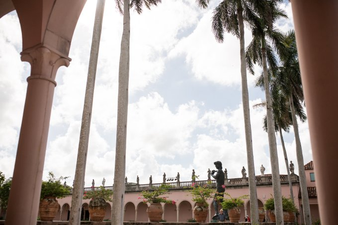 destination wedding in Sarasota at The Ringling | Cat Pennenga Photography | Glamour & Grace-05