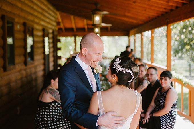 intimate lodge wedding   Jay & Jess Photography   Glamour & Grace-38