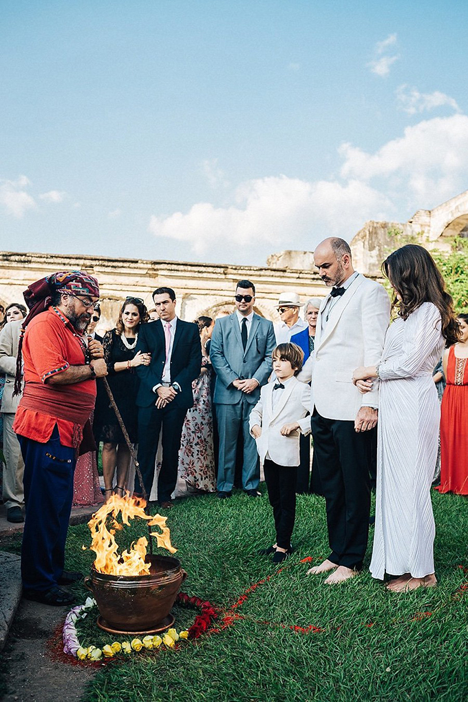 romantic Guatemala destination wedding | Daniel Lopez Perez Photography | Glamour & Grace-12