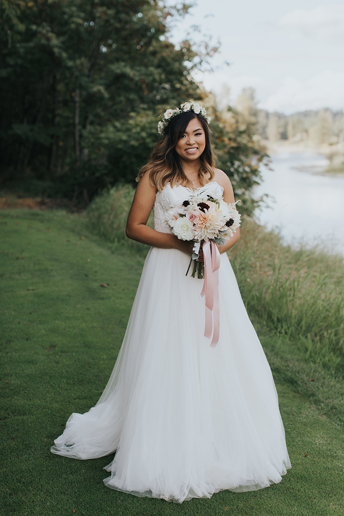 romantic golf course wedding | Andrea Zajonc Photography | Glamour & Grace-05
