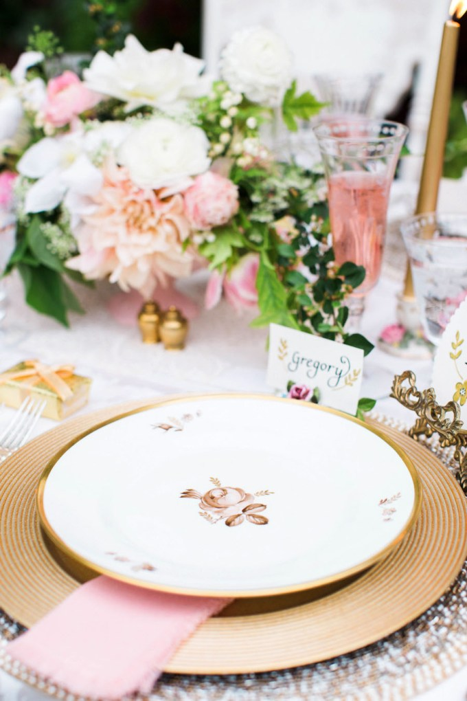 vintage springtime wedding inspiration | Todd Collins Photography | Glamour & Grace-13