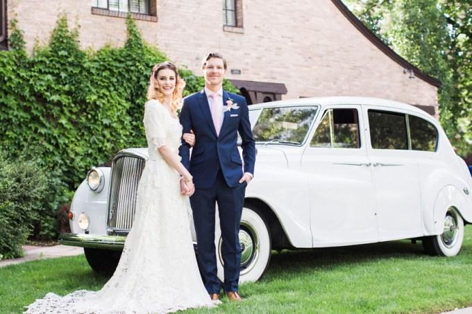 vintage springtime wedding inspiration | Todd Collins Photography | Glamour & Grace-19