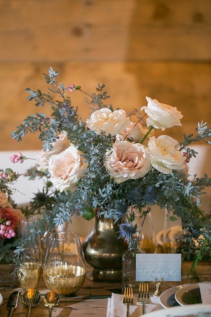 pastel farm wedding inspiration | Erin Johnson Photography | Glamour & Grace-10