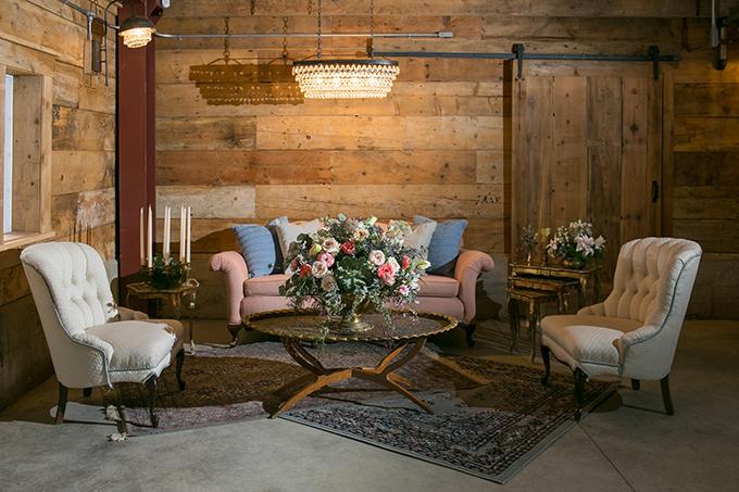 pastel farm wedding inspiration | Erin Johnson Photography | Glamour & Grace-15