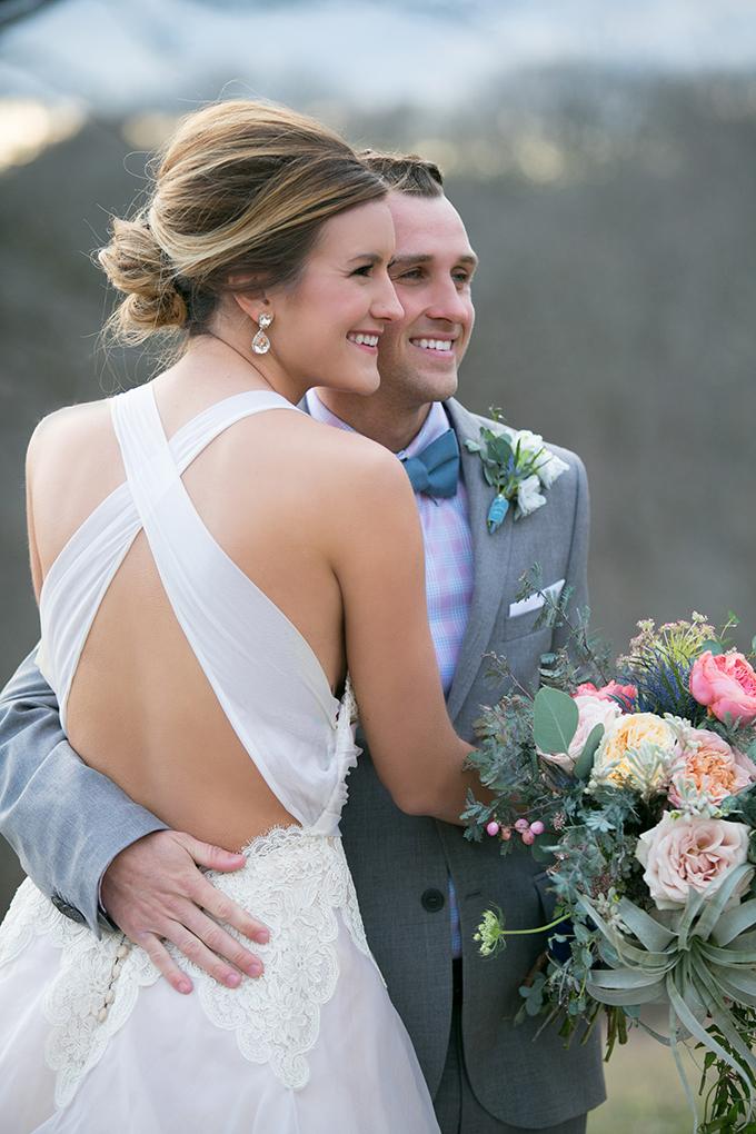 pastel farm wedding inspiration | Erin Johnson Photography | Glamour & Grace-19