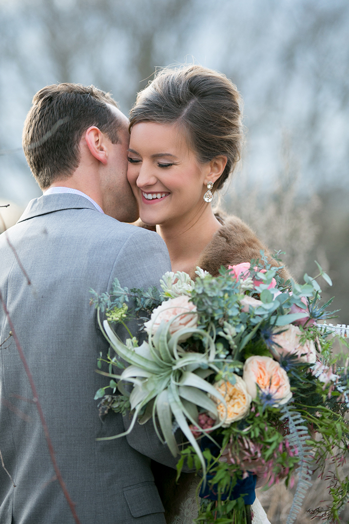 pastel farm wedding inspiration | Erin Johnson Photography | Glamour & Grace-20