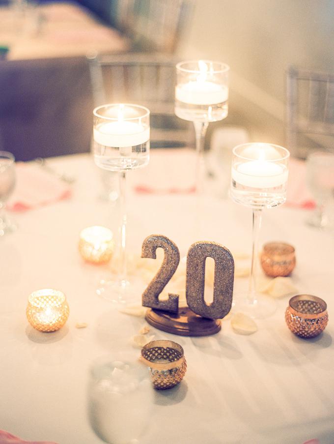 romantic candlelit wedding | Ashley Crawford Photography | Glamour & Grace-27