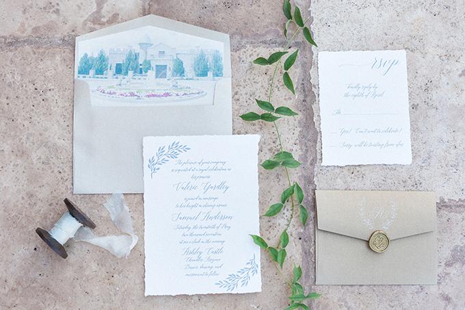 romantic garden wedding inspiration | April Maura Photography | Glamour & Grace-02
