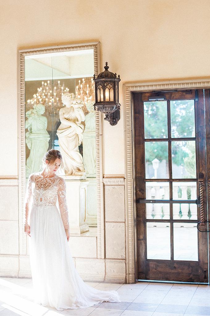 romantic garden wedding inspiration | April Maura Photography | Glamour & Grace-05