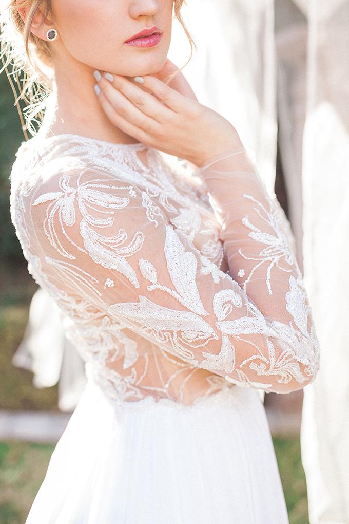 romantic garden wedding inspiration | April Maura Photography | Glamour & Grace-07