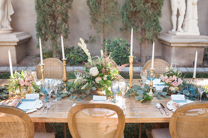 romantic garden wedding inspiration | April Maura Photography | Glamour & Grace-17