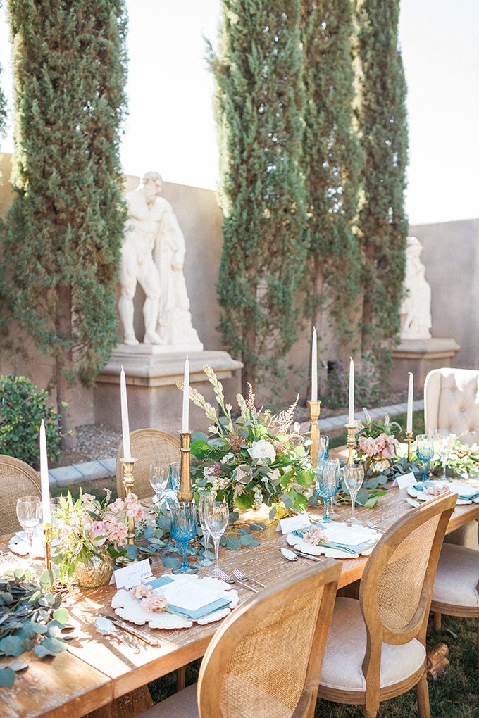 romantic garden wedding inspiration | April Maura Photography | Glamour & Grace-20