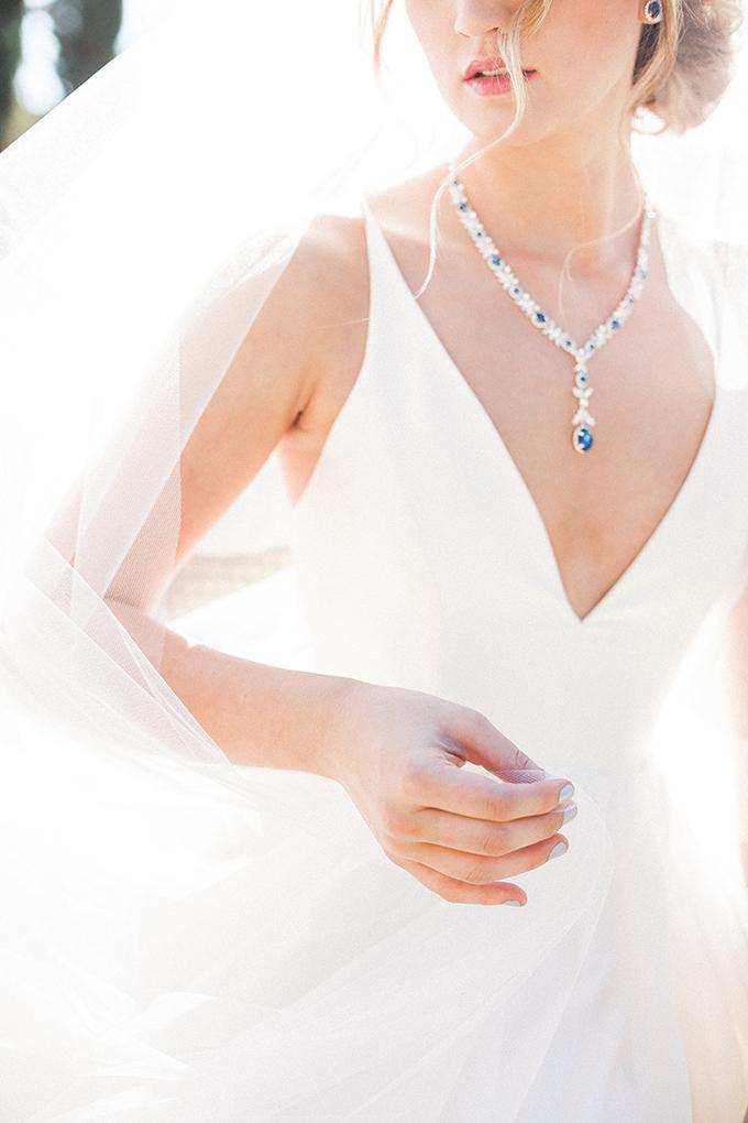 romantic garden wedding inspiration | April Maura Photography | Glamour & Grace-28