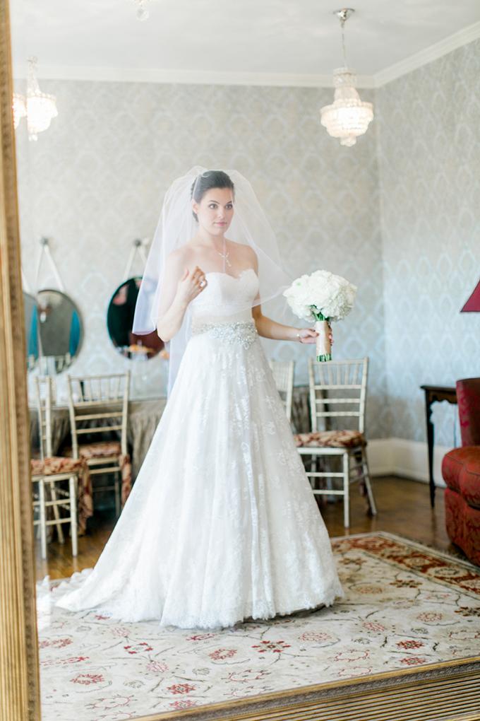romantic greenery and gold wedding | Lovisa Photo | Glamour & Grace