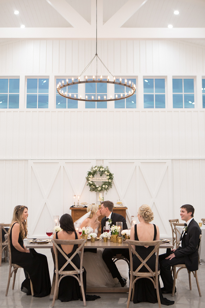timeless farmhouse wedding inspiration | JW Baugh Photography | Glamour & Grace-23