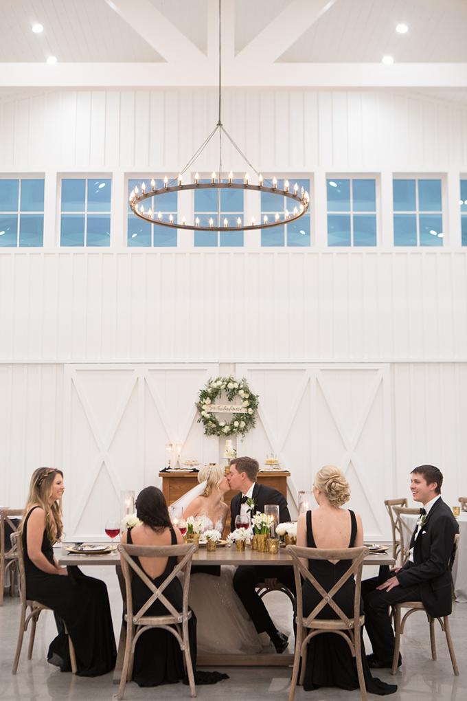 timeless farmhouse wedding inspiration | JW Baugh Photography | Glamour & Grace-23
