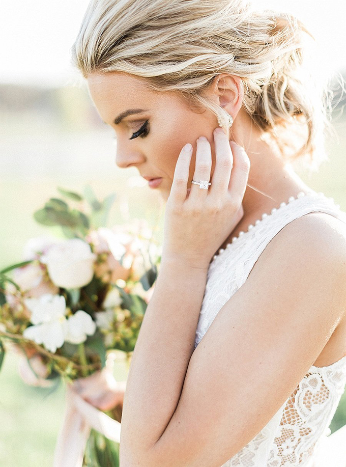 elegant Southern wedding inspiration | Tammy Odell Photography | Glamour & Grace-24