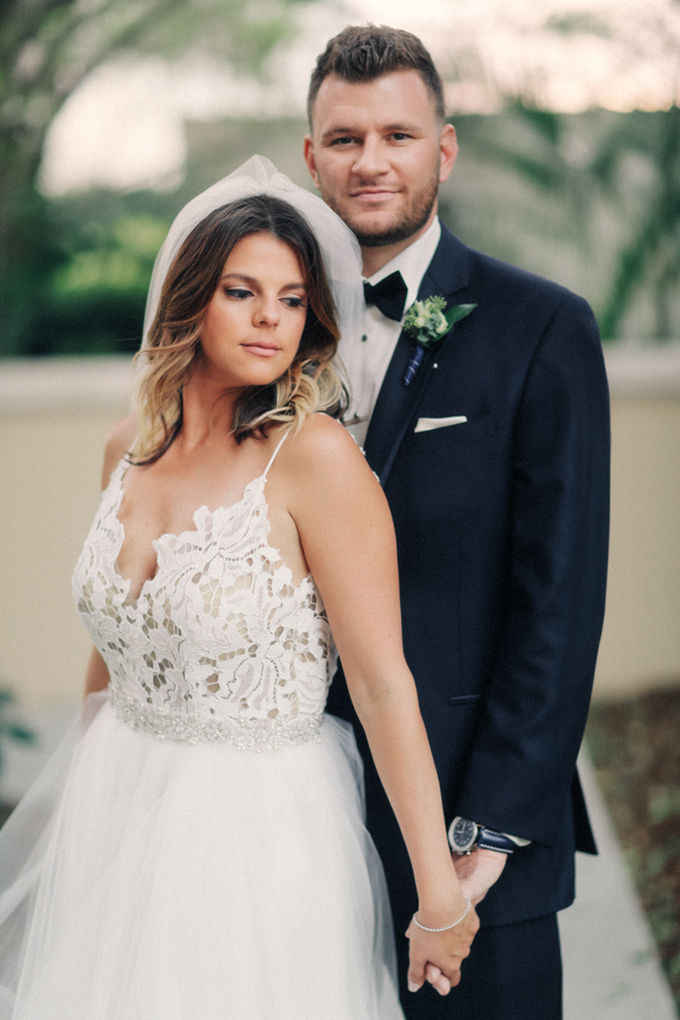 romantic elegant Florida wedding | Binary Flips | Glamour & Grace-22