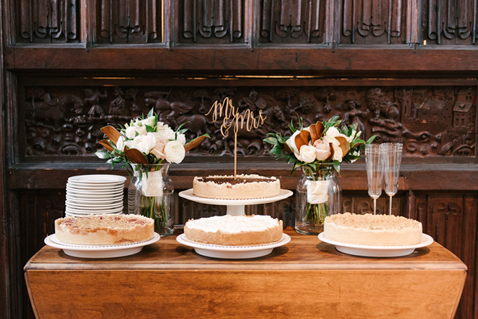 elegant magnolia wedding | Kathryn Ivy Photography | Glamour & Grace