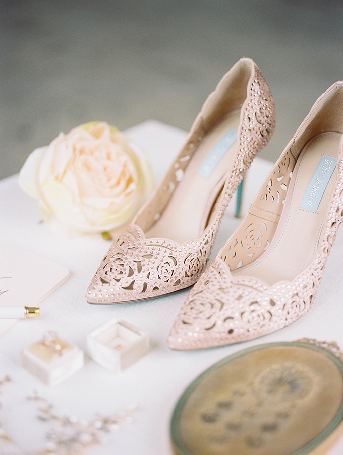 vintage romantic bridal inspiration | J. Lee Photos | Glamour & Grace
