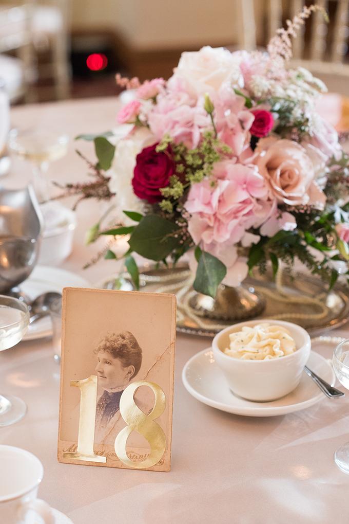 handmade vintage wedding | Elizabeth Nord | Glamour & Grace