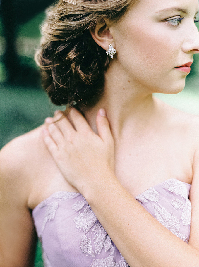 timeless vintage wedding inspiration | Nikki Santerre | Glamour & Grace