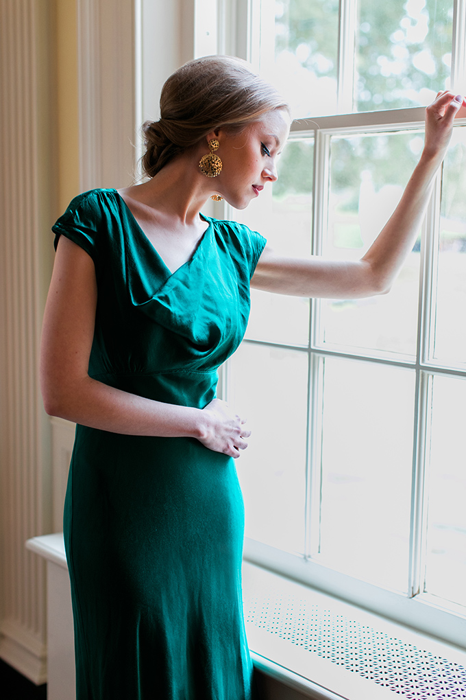 BHLDN #BridesmaidDress | Kara Powers Photography | Glamour & Grace