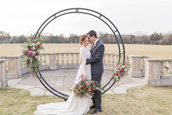 romantic mansion wedding inspiration | Brittany Drosos Photography | Glamour & Grace