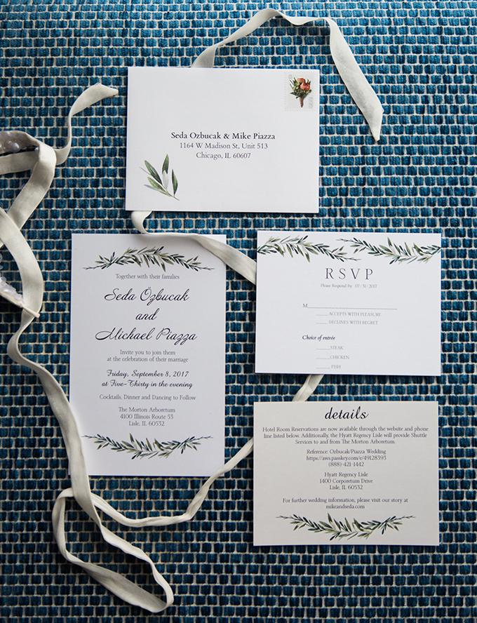white garden wedding | Bonphotage | Glamour & Grace