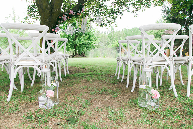 vintage garden wedding ideas | Blue Orchid Creations Photography | Glamour & Grace
