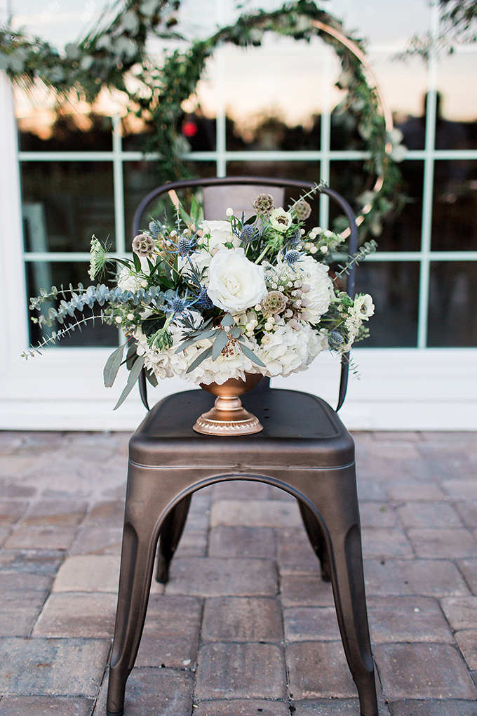 blueberry farm wedding ideas | Harmony Lynn Photography | Glamour & Grace