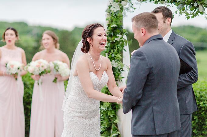 vintage summer wedding | Alisha Marie Photography | Glamour & Grace