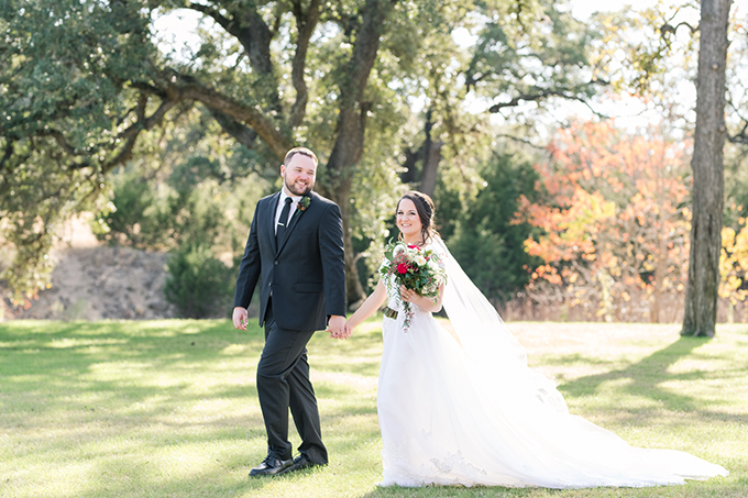 Christmas wedding | Eureka Photography | Glamour & Grace