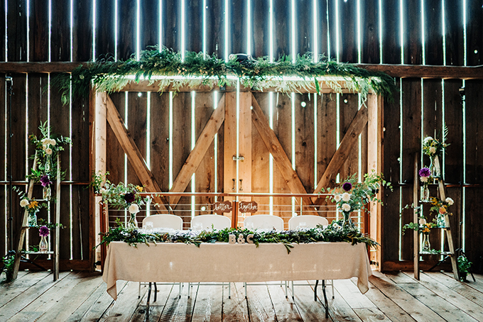 rustic barn wedding | Jason Wasinger | Glamour & Grace