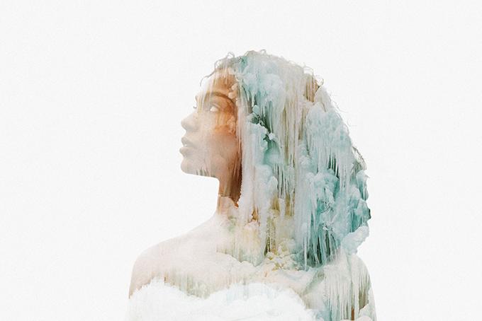 winter bridal inspiration | Violet Short | Glamour & Grace