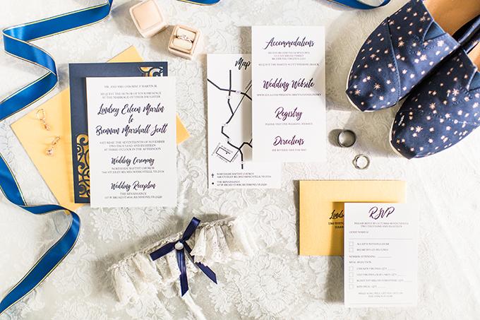 DIY fall wedding | Stephanie Messick | Glamour & Grace