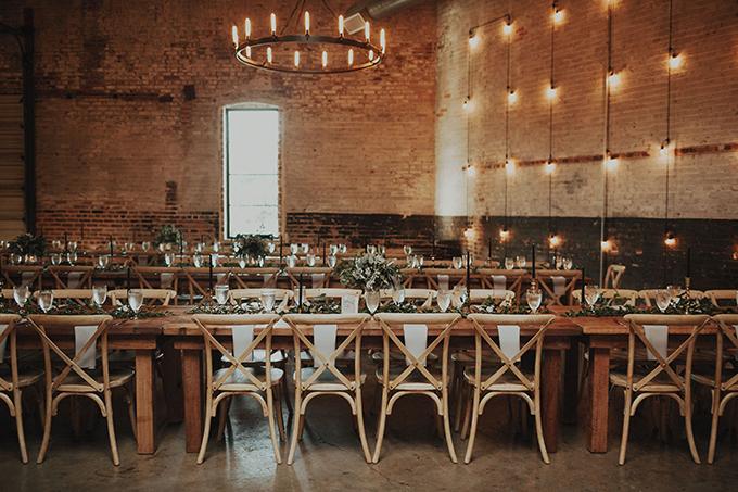 hip industrial wedding | Lauren Apel | Glamour & Grace