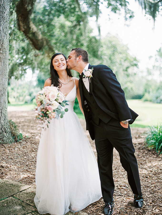 blush garden wedding | Caroline Maxcy Photography | Glamour & Grace