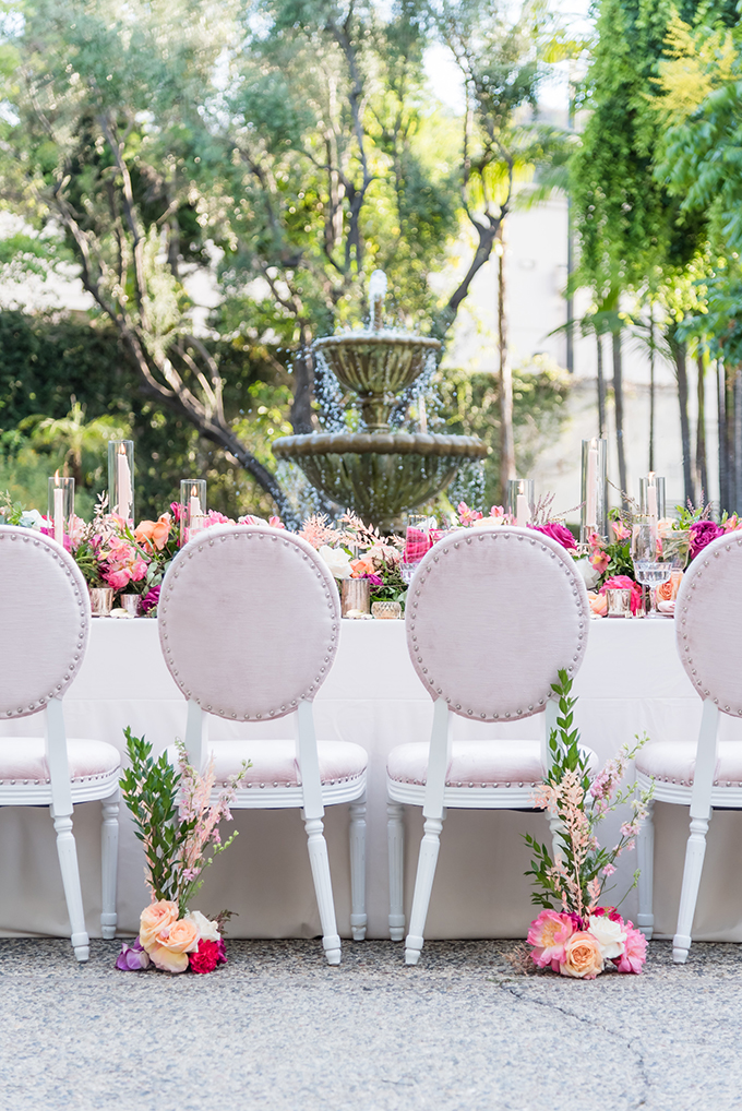 whimsical garden wedding ideas | Monica Linda Photography | Glamour & Grace
