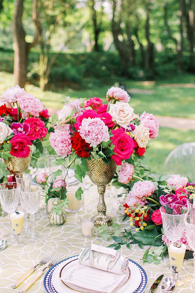 glam springtime wedding ideas | Rebecca Wilcher | Glamour & Grace