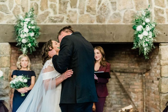 rustic fall New Jersey wedding | Michelle Behre Photography | Glamour & Grace