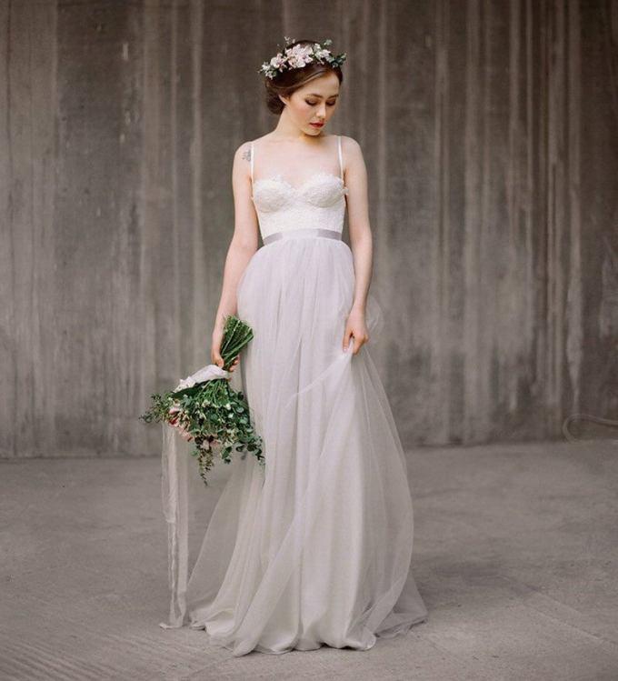 Ballet Inspired Wedding Dress