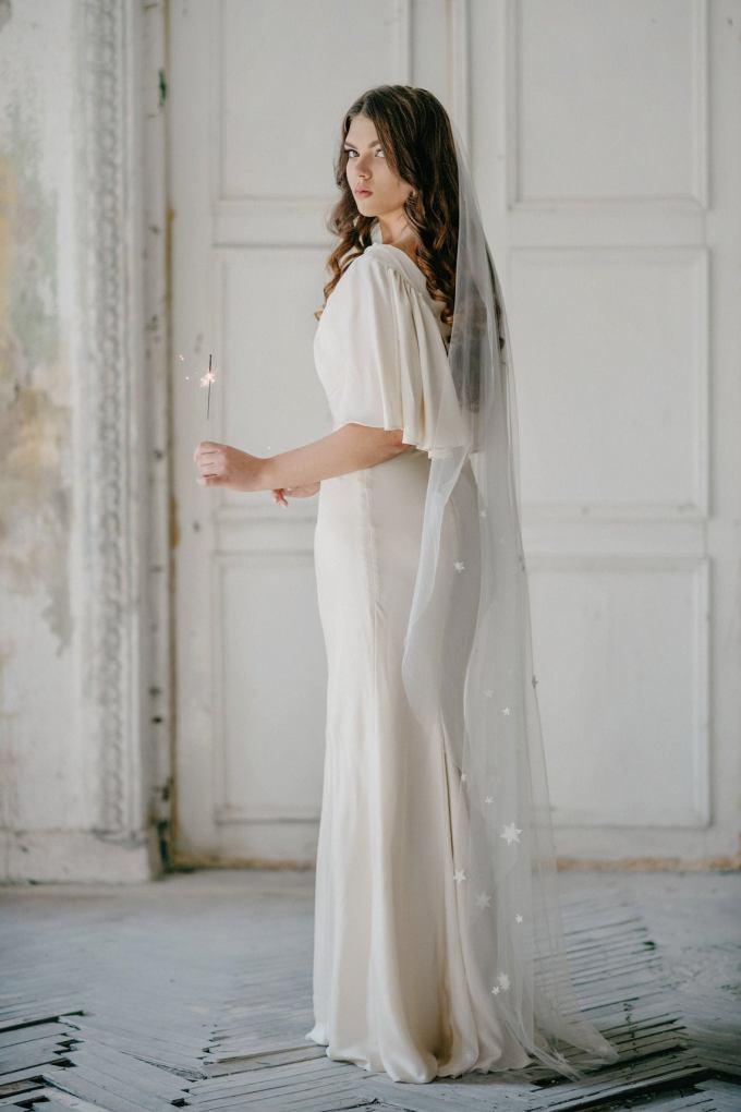 Celestial Bridal Veil