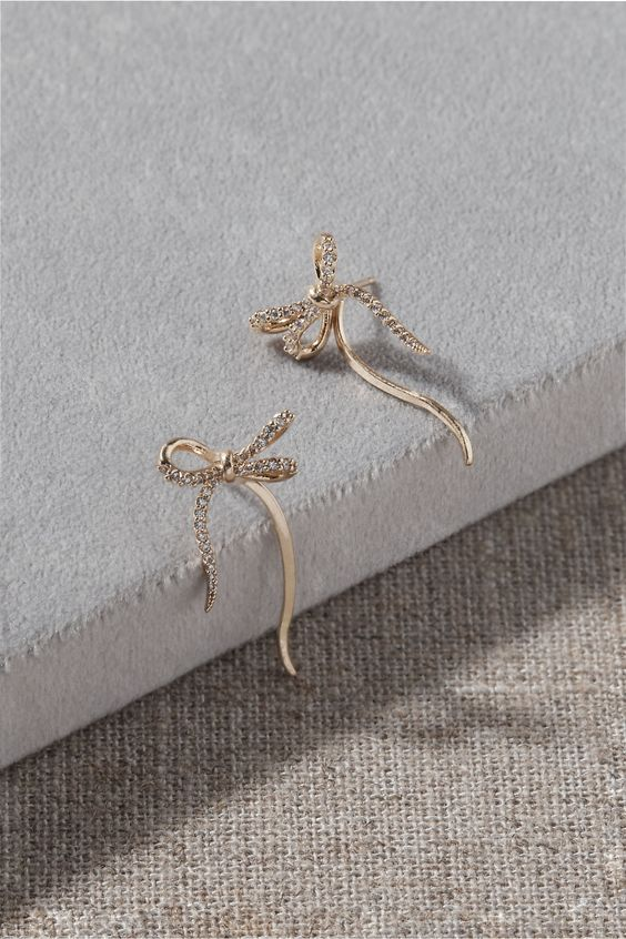 Colley Bow Earrings