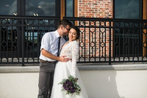 Buying a used wedding dress online