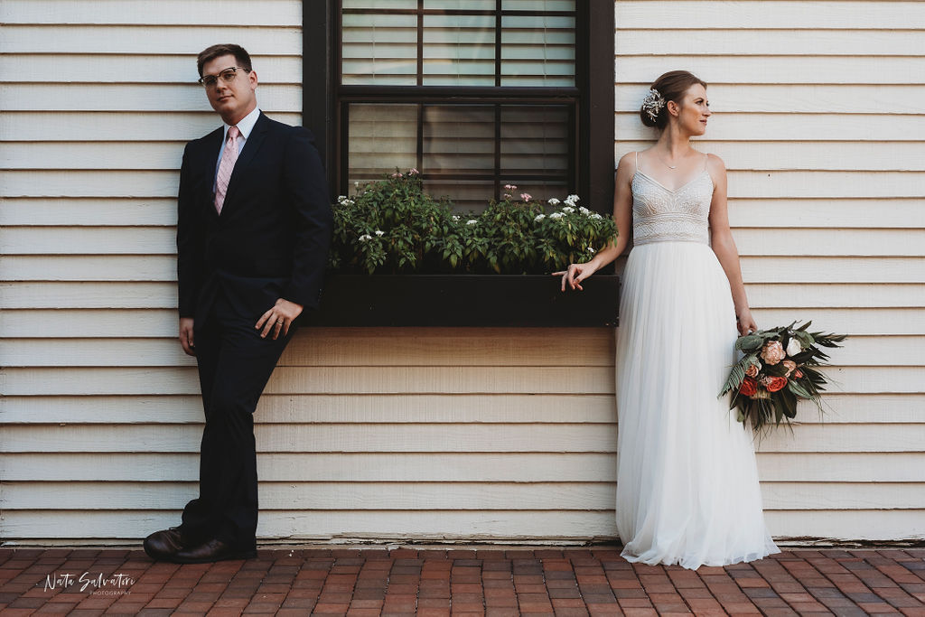 Styled Shoots in Historic St Augustine Florida Sol wood bouquet