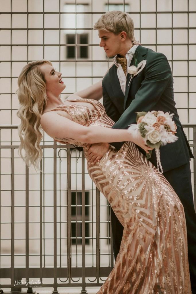 Gatsby Styled Wedding