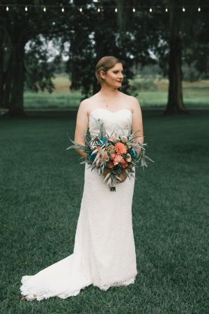 Size 12 styled shoot dress